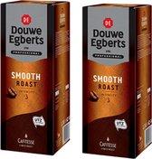 Cafitesse koffie Smooth Roast 2 x 1,25 ltr