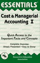 Cost & Managerial Accounting I Essentials