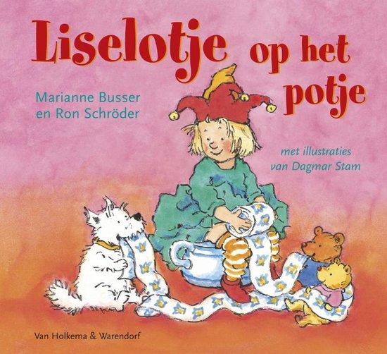 Liselotje - Liselotje Op Het Potje - Marianne Busser | Fthsonline.com