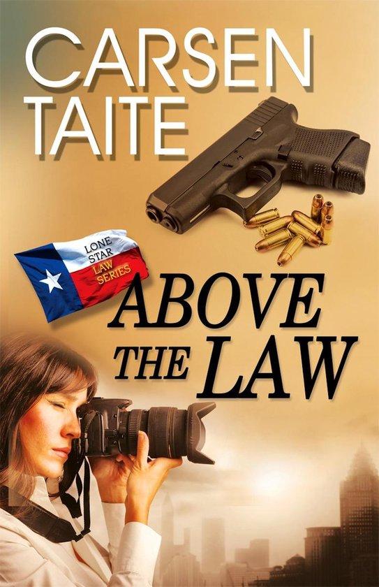Omslag van Above the Law