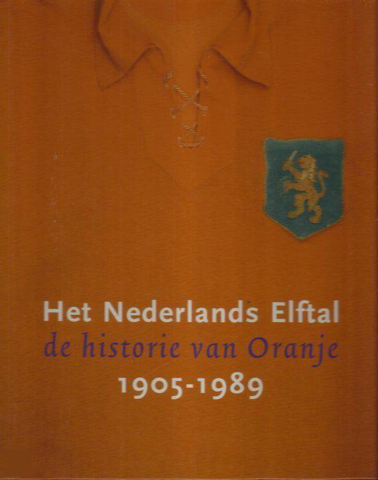 Nederlands elftal 1905-1989 - Jan Derksen  