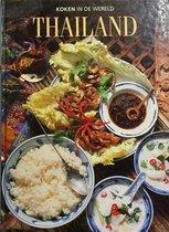 Thailand. koken in de wereld
