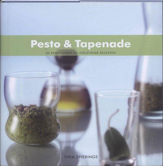 Pesto & Tapenade - Thea Spierings |