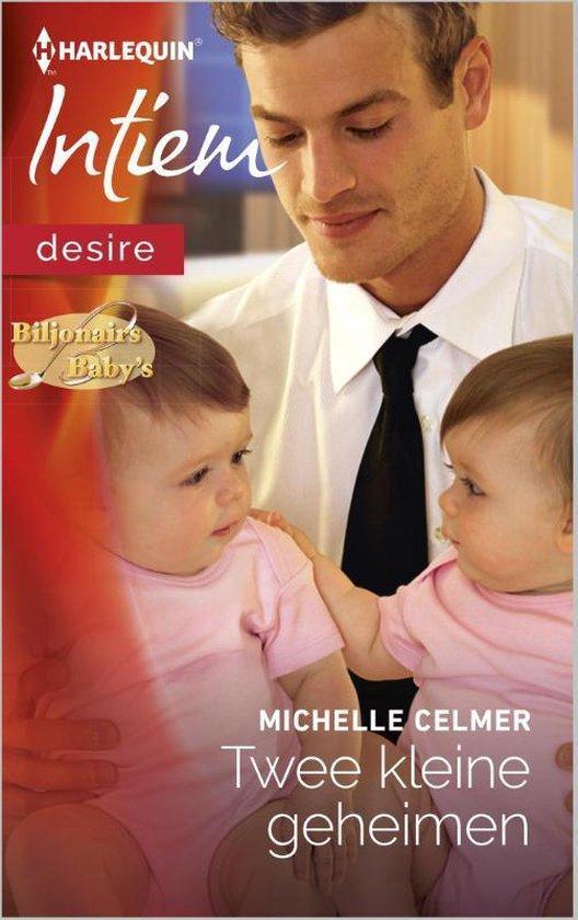 Twee kleine geheimen - Intiem 2148 - Michelle Celmer  