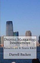 Digital Marketing Innovations