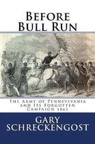 Before Bull Run