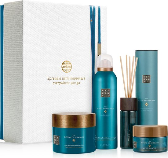 RITUALS The Ritual of Hammam Giftset L - Purifying Collection