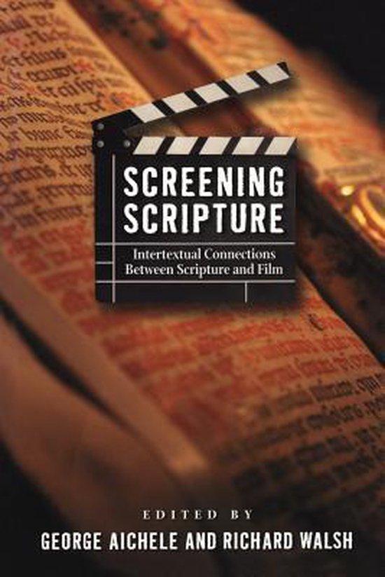 Boek cover Screening Scripture van  (Paperback)