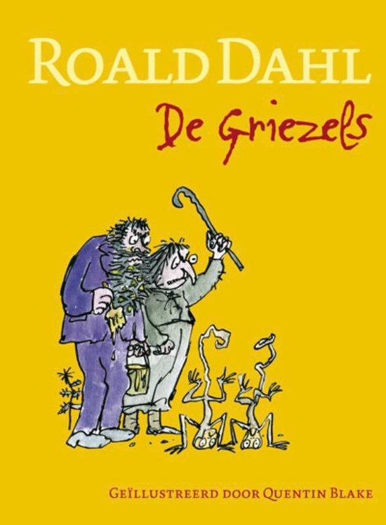 De Griezels - Roald Dahl | Fthsonline.com
