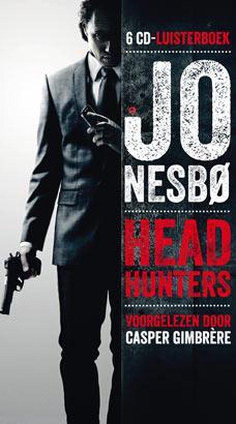 Headhunters - Jo NesbØ |