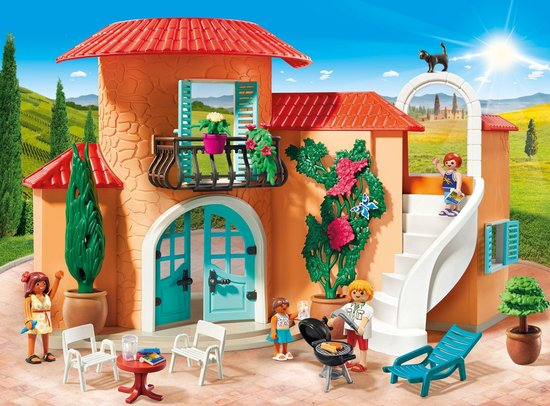 PLAYMOBIL Family Fun Vakantievilla - 9420