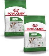 Royal Canin Shn Mini Adult - Hondenvoer - 2 x 8 kg