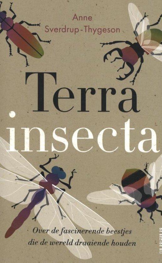 Boek cover Terra insecta van Anne Sverdrup-Thygeson