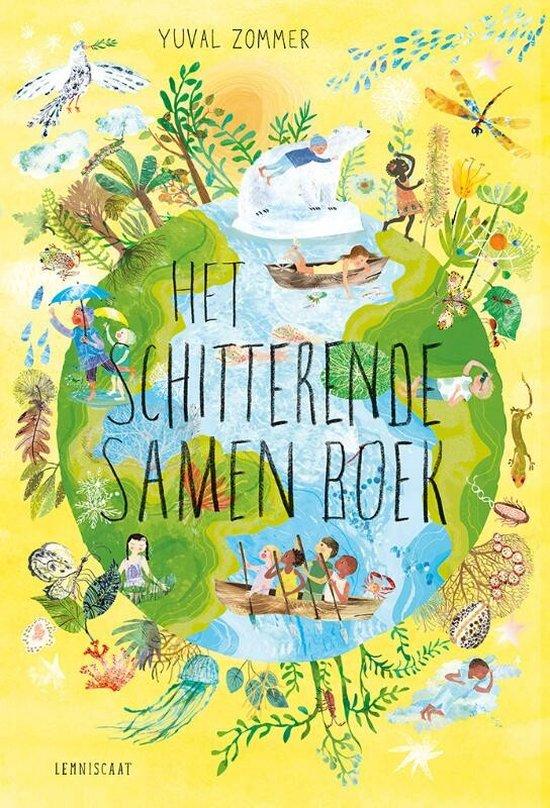 Boek cover Het Schitterende Samen Boek van Yuval Zommer (Hardcover)