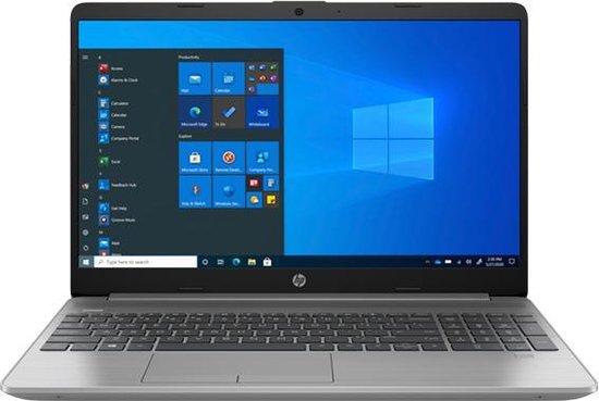 HP Notebook 250 G8 - Laptop - 15.6 Inch - Core i5-1035G1 - 8GB 256GB - W10P - Zilver