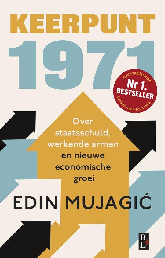 Boek cover Keerpunt 1971 van Edin Mujagic (Paperback)