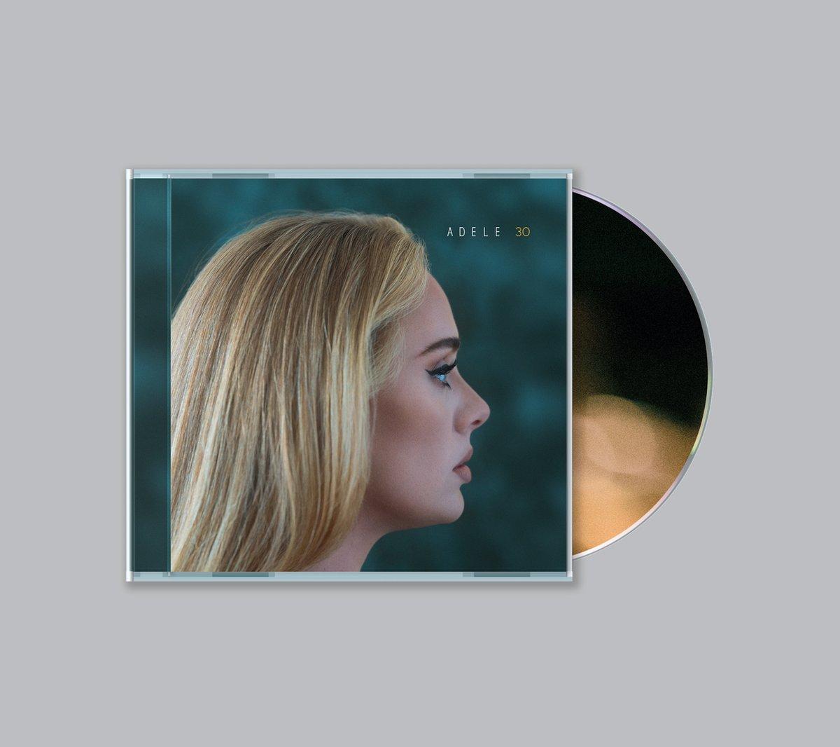 Adele - 30  CD