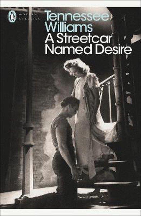 Boek cover A Streetcar Named Desire van Tennessee Williams (Paperback)