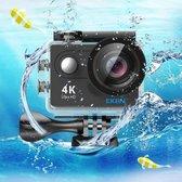 EKEN H9R  + Sandisk 32GB SD + Extra Accu + Waterproof bag + 23 Accessoires