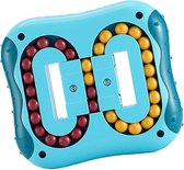 Magic bean board - IQ ball brain game - IQ ball - Anti stress speelgoed - Magic puzzle - Puzzel - Blauw - Educatief speelgoed