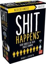 Shit Happens: Voor Sukkels die Geen Engels Kunnen - Partygame - 18+
