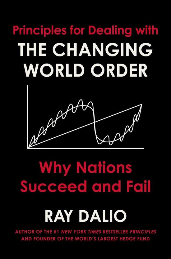 Boek cover Principles for Dealing with the Changing World Order van Ray Dalio (Onbekend)