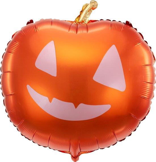 Folieballon Pompoen Halloween Versieringen / Halloween decoratie 40 x 40 cm
