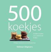 500 koekjes