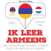 language learning course - Ik leer Armeens