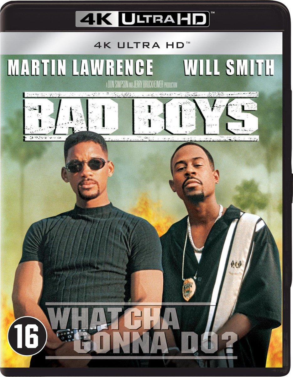 Bad Boys (4K Ultra HD Blu-ray)-