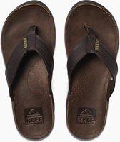 Reef J-Bay III Heren Slippers - Dark Brown - Maat 44