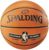 Spalding Basketbal - oranje/ zwart/ zilver