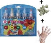 DIY Tie Dye Kit – Tie Dye Set – Tie Dye verf – Tie
