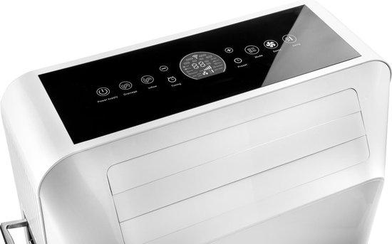 EVO-ES9000 - Mobiele Airco - 2,5 kW - werkt zonder afvoerslang