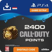 Call of Duty Modern Warfare - digitale valuta - 2400 Call of Duty Points - NL - PS4 download