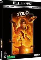 Solo: A Star Wars Story (4K Ultra HD Blu-ray) (Import zonder NL)