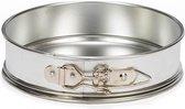Patisse Springvorm Met Bodem 12 Cm Tin Zilver