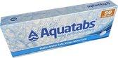 Aquatabs waterzuiveringstabletten | 50 stuks