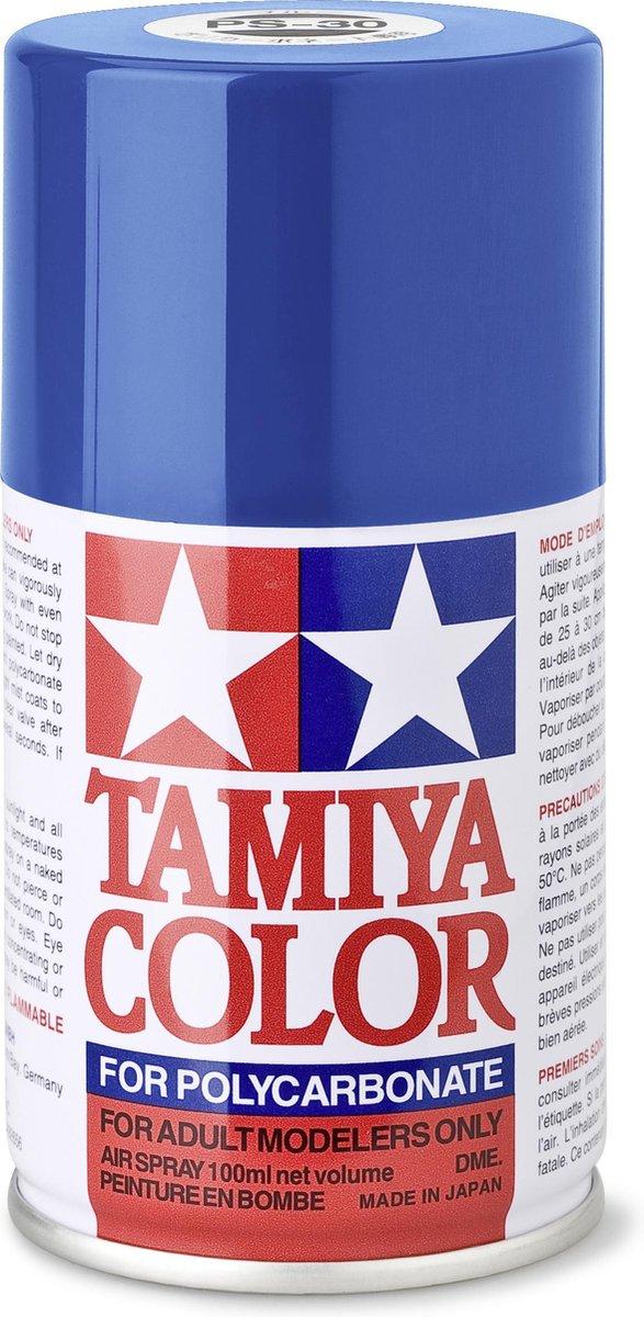 TAMIYA PS-30 Briljant blauw (spuitbus 100ml)