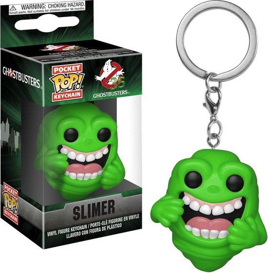 FUNKO Pocket Pop Keychains: Ghostbusters - Slimer