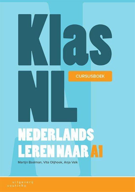 Boek cover KlasNL - Nederlands leren naar A1 van Martijn Baalman (Paperback)