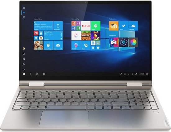 Lenovo Yoga C740-15IML 81TD0065MB - 2-in-1 Laptop - 15.6 inch - Azerty
