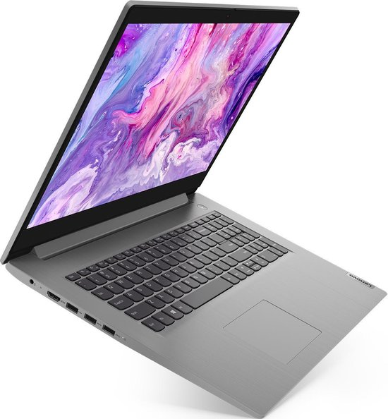 Lenovo Ideapad 3 81W5001EMH - Laptop - 17.3 Inch