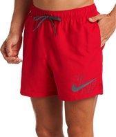Nike Zwembroek - Maat XL  - Mannen - rood