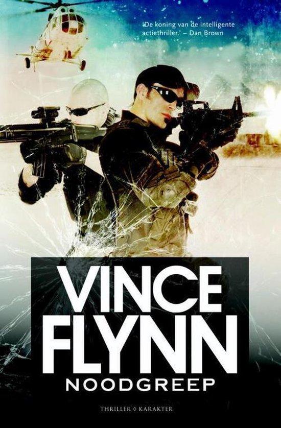 Noodgreep - Vince Flynn   Fthsonline.com