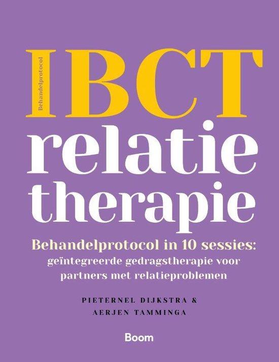Behandelprotocol IBCT relatietherapie