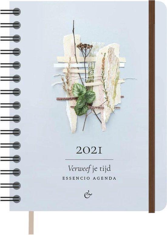 Afbeelding van Essencio Agenda 2021 groot (Vrolijk Agenda)