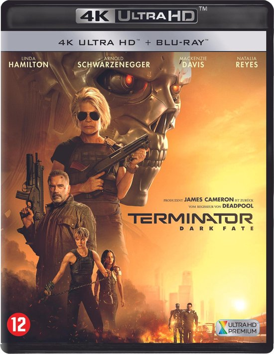 Terminator: Dark Fate (4K Ultra HD Blu-ray)