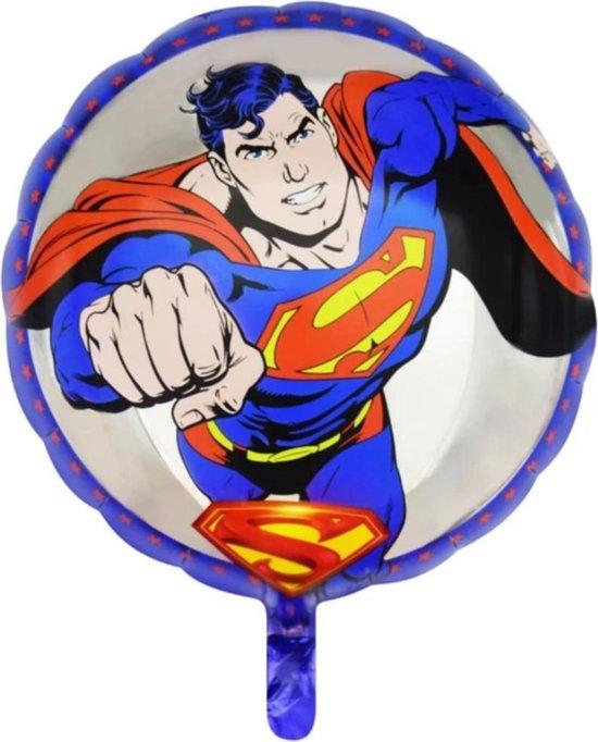 Superman Folie Ballon 18 inch