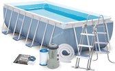 Intex Prism Frame zwembad - met pomp en trap - 400
